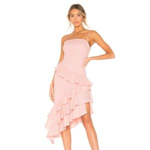 * NEW NBD Enrique Dress Pink B89